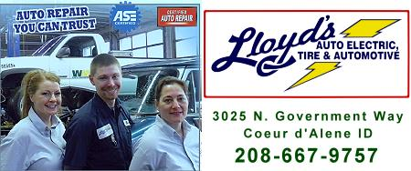 Quality Service by Lloyd's Tire & Automotive